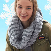 Go to Product: Bernat Big Rib Cowl in color