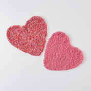 Go to Product: Red Heart Here's My Heart Scrubby in color