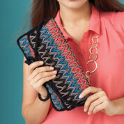 Go to Product: Patons Bargello Stripes Purse in color