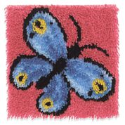 Go to Product: Wonderart Butterfly Kit 12 X 12 in color Butterfly