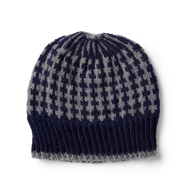 Bernat Winter Weekend Hat in color