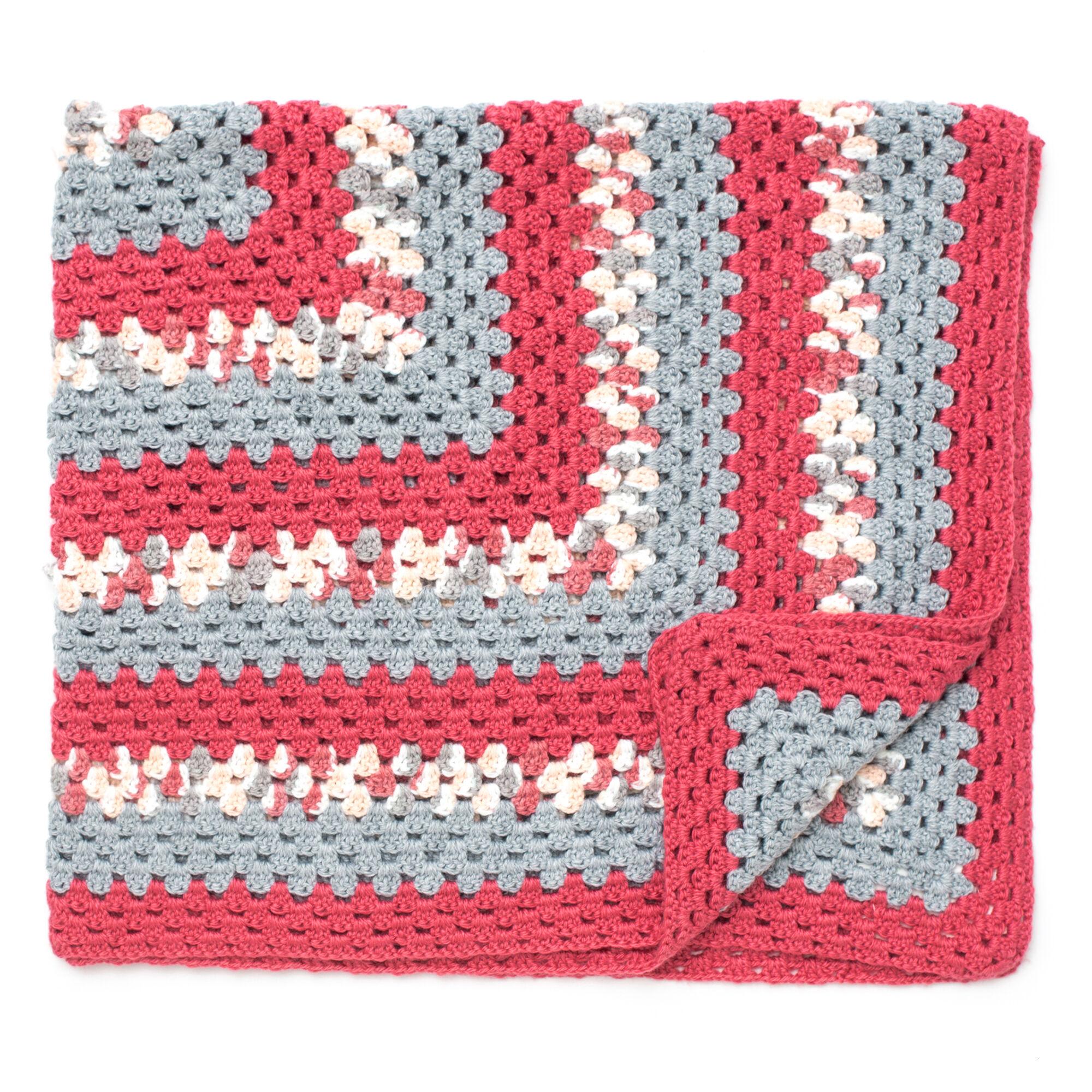 Bernat Big Granny Baby Blanket | Yarnspirations