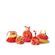 Go to Product: Red Heart Pompom Aliens in color