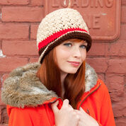 Go to Product: Red Heart Three Tone Hat in color