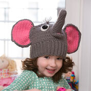 Go to Product: Red Heart Elephant Hat in color