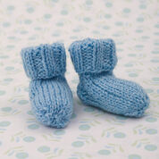 Red Heart Snuggle Toes Socks