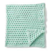 Bernat Crochet Happy Baby Blanket