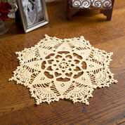 Go to Product: Aunt Lydia's Starshine Doily in color