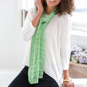 Go to Product: Aunt Lydia's Drop Stitch Spring Scarf in color