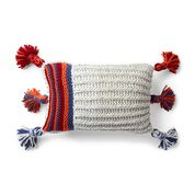 Go to Product: Bernat Globetrotter Knit Pillow in color