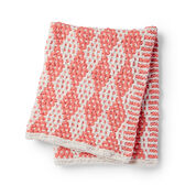 Go to Product: Bernat Mosaic Stitch Knit Blanket in color