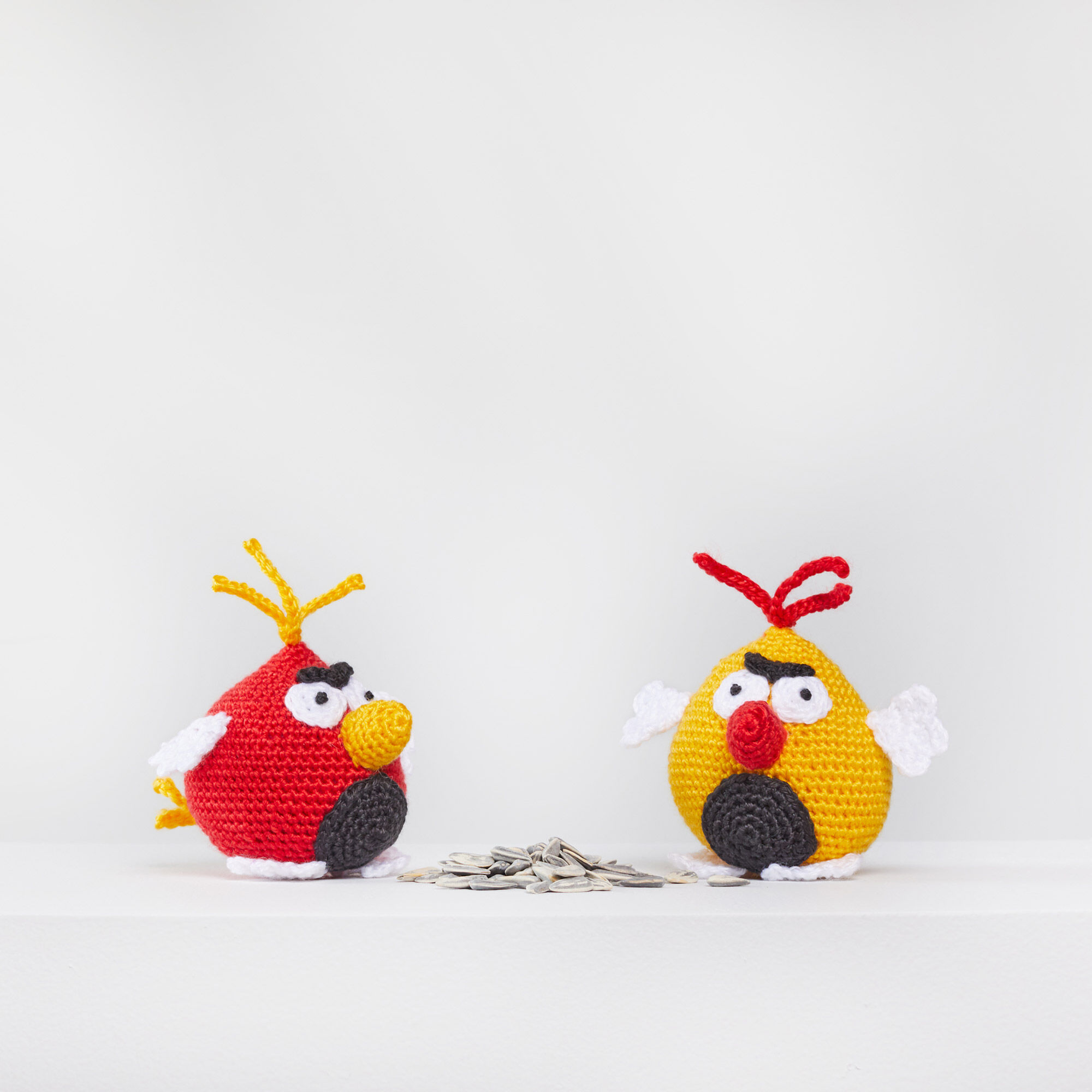 Solmuteoriaa | Crochet Patterns | Angry Birds Stella | 2000x2000