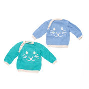 Go to Product: Bernat Funny Bunny Pullover, 6 mos in color