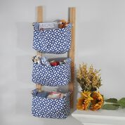 Go to Product: Dual Duty Wall Storage Bin Trio in color