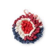 Lily Sugar'n Cream Crochet Scrubber