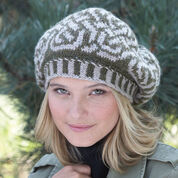 Go to Product: Patons Celtic Fair Isle Beret in color