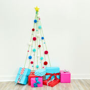 Go to Product: Red Heart Yarn Pom Pom Wall Tree in color