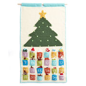 Caron Countdown To Christmas Crochet Advent Calendar