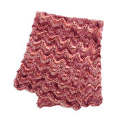 Go to Product: Bernat Knit Peaks and Valleys Blanket in color
