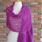 Go to Product: Red Heart Cherry Blossom Shawl in color