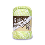 Lily Sugar'n Cream Stripes Yarn