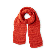 Go to Product: Red Heart Beginner Drop Stitch Scarf in color