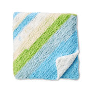 Go to Product: Bernat Earn Your Stripes Baby Blanket in color