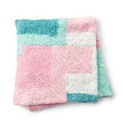 Bernat Cloud Nine Knit Baby Blanket