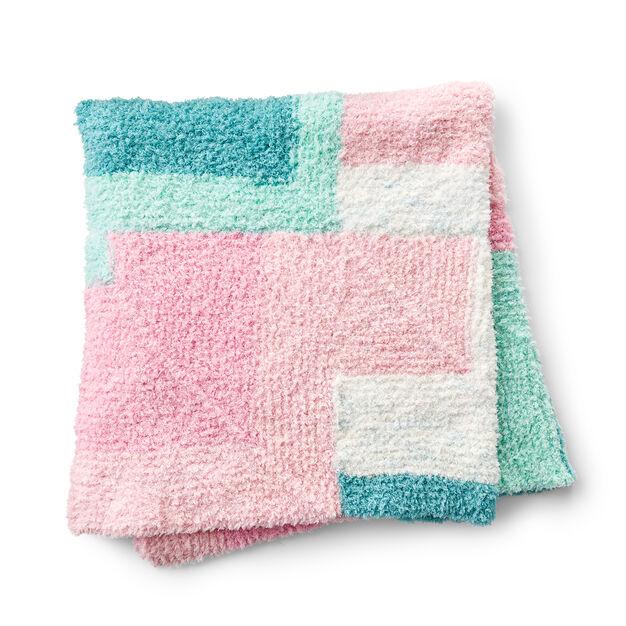 Bernat Cloud Nine Knit Baby Blanket Pattern Yarnspirations