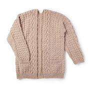Go to Product: Patons Knit Cable Cardigan, XS/X in color
