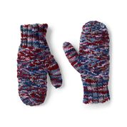 Go to Product: Red Heart Spiral Up Knit Mittens in color