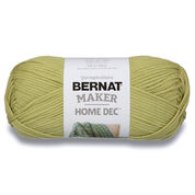 Go to Product: Bernat Maker Home Dec Yarn in color Green Pea