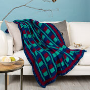 Red Heart Luxurious Comfort Throw