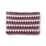 Bernat Larksfoot Crochet Afghan