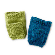 Caron Knit Pocket Cup Cozy