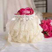 Go to Product: Red Heart Ruffled Wedding Bag in color