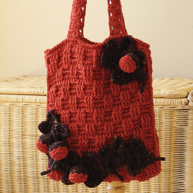 Patons Harvest Tote Bag