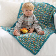 Go to Product: Bernat Woven Look Blanket in color