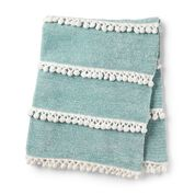 Go to Product: Bernat Bobbly Fringe Crochet Blanket in color
