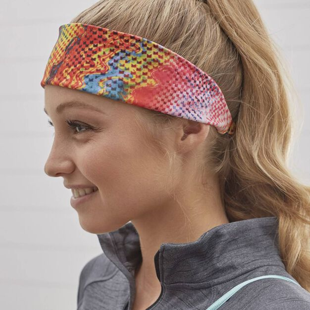Coats & Clark Workout Headband in color