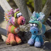 Go to Product: Red Heart Amigurumi Ponies in color