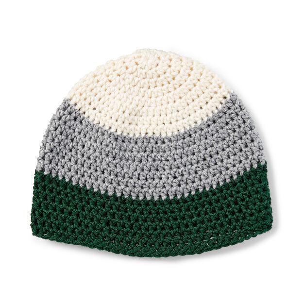 Bernat Bold Stripe Crochet Hat Pattern  12e79735b79