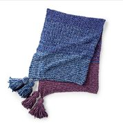 Go to Product: Bernat Seed Stitch Stripes Knit Blanket, Version 1 in color