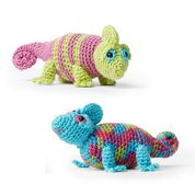 Go to Product: Red Heart Colorful Chameleons in color