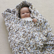 Go to Product: Bernat Dream Weaver Blanket in color