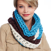 Go to Product: Bernat Tri Color Cowl in color