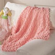 Red Heart Princess Blanket