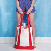 Caron Nautical Tote Bag