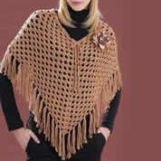 Go to Product: Bernat Cool Poncho, XS/S/M in color