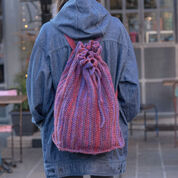 Go to Product: Red Heart Fiore Rucksack in color